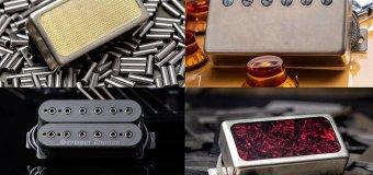 Opportunity:  Win Seymour Duncan Guitar Pickups