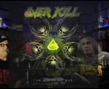 Zetro's Toxic Vault Talks Overkill 'The Wings Of War' Album – Exodus