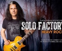 Alex Skolnick Guitar Lesson/Instruction Course via TrueFire – Rock / Metal Soloing