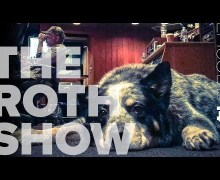 David Lee Roth Podcast:  The Roth Show 'Songs for my dog…' New Episode – Russ