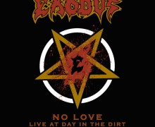 "Exodus ""No Love (Live At Day In The Dirt 1984)"" – 7″ Single – Green, White, Red Vinyl – Day In The Dirt"