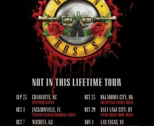 Guns N' Roses 2019 U.S. Tour Dates Announced – Las Vegas, Salt Lake City, Charlotte, Jacksonville, Wichita