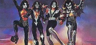"""Ron Keel, """"Destroyer is still on my turntable today."""" – KISS – Gene Simmons"""