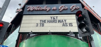 Y&T @ The Whisky A Go-Go – Tickets – w/ The Hard Way