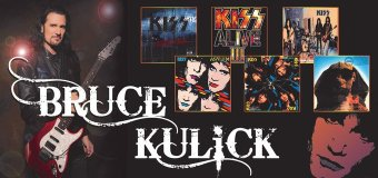 Bruce Kulick:  KISS 'Asylum' Photo Pick Pack – Signature Guitar Picks