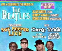 "Tony Franklin, ""I Have Another Rock 'N' Roll Fantasy Camp Coming Up""- Cheap Trick – The Beatles – Eddie Kramer -2019"