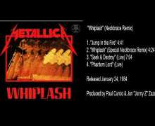 "Metallica ""Whiplash"" EP Remix Story via Producer / Engineer Alex Perialas – Special Neckbrace"