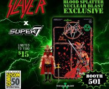Slayer Action Figure 'Show No Mercy'