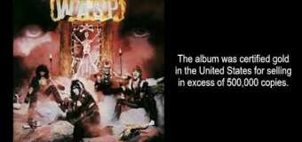 WASP: Tony Richards Talks Producer Mike Varney (Shrapnel), Blackie Lawless, 1984 Album