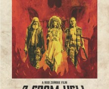 "Rob Zombie, ""Dig The Official Poster For 3 FROM HELL!!!!"""