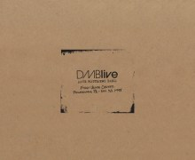 Dave Matthews Band: DMBLive Vinyl Available @ Gorge Amphitheatre Show 2019