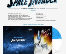 Ace Frehley 'Space Invader' Ultimate Vinyl Edition – LP – Signed – Limited to 500