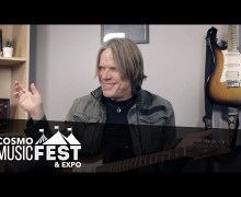 "Andy Timmons, ""I really enjoyed this interview for Cosmo Music"" – Mike Stern, Eric Johnson – Guitarist"