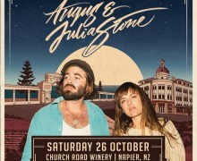 Angus & Julia Stone in Napier 2019: Chance To Win VIP Experience – Harvest Moon Concert – Church Road Winery