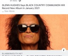 Joe Bonamassa: Looking Forward To Reuniting Black Country Communion in 2020/2021