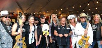 Lynyrd Skynyrd Present Cheap Trick w/ Special Edition Guitars in Irvine, CA 2019