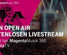 Cradle of Filth: Live Stream Wacken Concert 2019