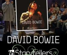 David Bowie 'VH1 Storytellers' Double LP/Vinyl Release Announced – Bonus Tracks