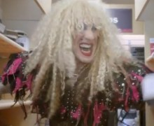 """Dee Snider, """"EVERY INCH OF THAT INSANE HEAD OF HAIR WAS MINE"""""""