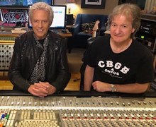 "Don Felder, ""Bob Clearmountain & I Mixing My Latest Album 'American Rock 'N' Roll' 2019"
