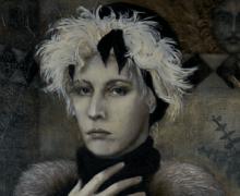 "King Crimson, ""RIP Francesca Sundsten"" – Painter – Artist"