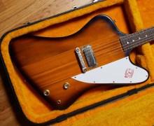 Eric Clapton: Gibson 'Firebird' Guitar Limited Edition 1964 Reissue
