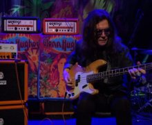 Glenn Hughes Demos Terror Bass Head by Orange Amps