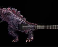 Guitar World: Behold, The Godzilla Guitar