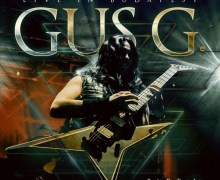 Gus G 'Live in Budapest – Part I' Digital EP