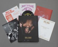 "Iggy Pop, ""Total Chaos, Totally Limited"" – The Story of The Stooges – Signed"