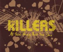 "Matt Pinfield, The Killers ""All These Things That I've Done"" – Brandon Flowers"