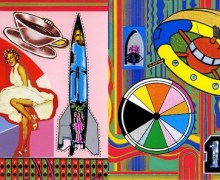 Paul McCartney Eduardo Paolozzi – Paintings On The Wall