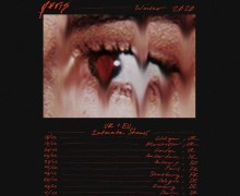 PVRIS 2020 Intimate UK/Europe Shows Announced-Tour Info-Paris, Glasgow, London, Amsterdam, Berlin