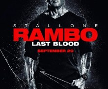 RAMBO:  Official Movie Poster Unveiled 2019