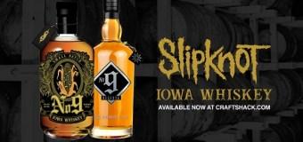 Slipknot Whiskey – No. 9 – CraftShack