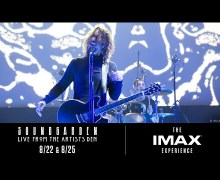 Soundgarden: 'Live From The Artists Den' Returns To IMAX