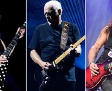 Top 40 Greatest Guitar Solos Ever List via Planet Rock Radio