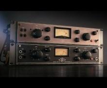 Universal Audio 175B + 176 Compressor – UAD