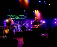 Y&T 2019 Europe/UK Tour-45th Anniversary-Madrid, Oslo, Hamburg, London, Glasgow, Bilston……