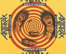 Anthrax: Today In 1988, 'State Of Euphoria' Was Released