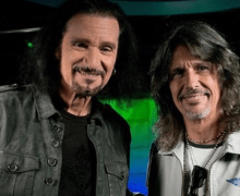 Bruce Kulick & Kelly Hansen on 2019 The Top Ten Revealed AXS TV