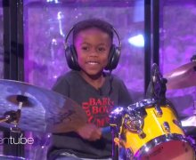 "Lenny Kravitz, ""I'm A Big Fan Of Baby Boy Drummer"" – VIDEO"
