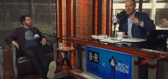 Ben Folds on the Rich Eisen Show 2019 – Celebrity True or False – VIDEO
