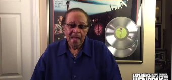 Billy Cox: 2019 Experience Hendrix Tour Invite+Joe Satriani – VIDEO