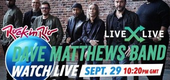 Dave Matthews Band: Rock in Rio 2019 – Live Stream Concert