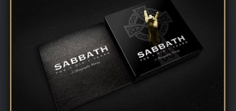 Sabbath – The Dio Years – A Photographic History Book