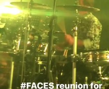 """Faces Reunion 2019 Rod Stewart, Ronnie Wood, Kenny Jones """"Maggie May"""" – VIDEO"""