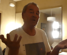 Ian Gillan Talks Backstage Riders+Dressing Room Tour+A Black Sabbath Spinal Tap Moment