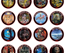 Iron Maiden: Trooper Limited Edition Beer Bottle Caps 2019
