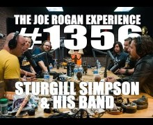 Sturgill Simpson On The Joe Rogan Experience Podcast – Interview 2019
